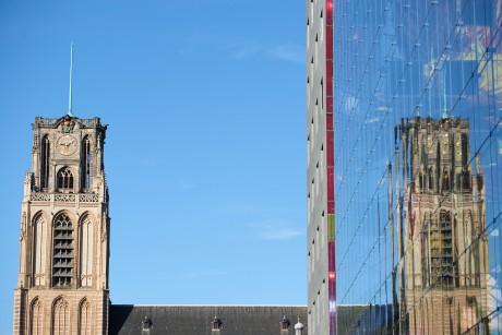 Rotterdam Laurens Church in Virtual&Reality